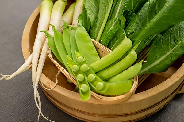 紀州伝統野菜1